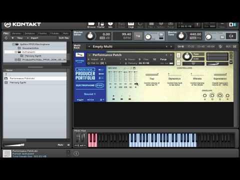 Spitfire releases: PP011 Electrophone