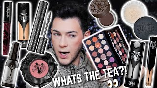 ARE WE GIVING KVD VEGAN BEAUTY A CHANCE? lets find out...