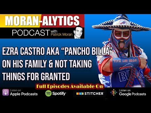 """Pancho Billa"" On Taking Nothing For Granted, Love For His Family"