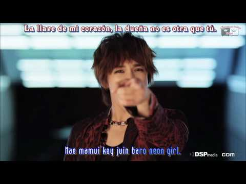 SS501 Love Like This Sub Español