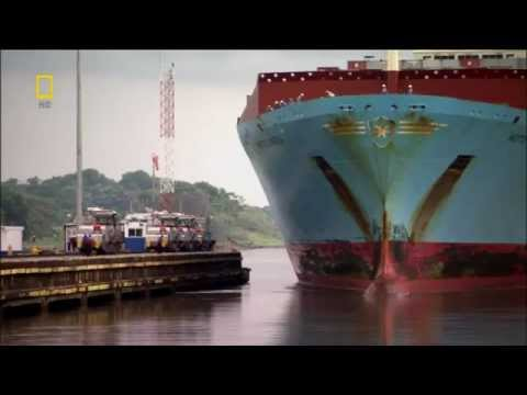 Experience Panama - Megastructures Panama Canal by National Geographic