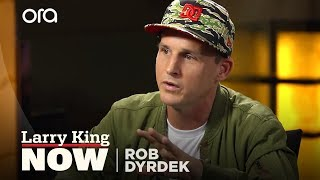 Squashing The Beef With Daniel Tosh | Rob Dyrdek