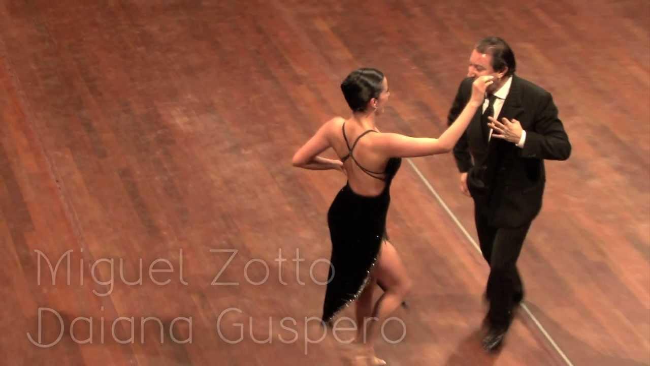 Youtube: Zotto Dancing Milonga At Tango Magia 15