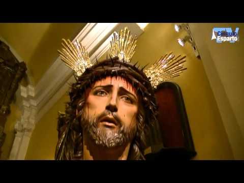 Presentación de la imagen de Jesús Despojado para Alcalá de Henares