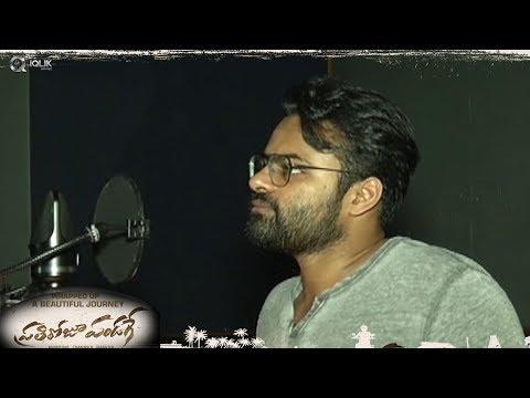 Sai Dharam Tej Begins Dubbing For Prati Roju Pandaage