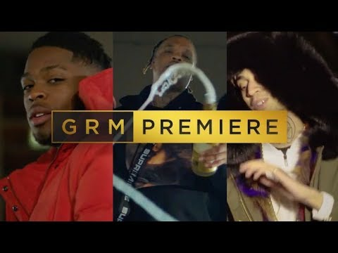 Hypo x Yxng Bane x Young Adz - Passion 4 Fashion [Music Video] | GRM Daily