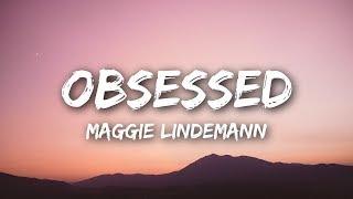 Maggie Lindemann   Obsessed lyric video