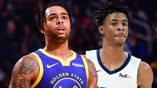 Golden State Warriors vs Memphis Grizzlies Full Game Highlights | December 9, 2019-20 NBA Season