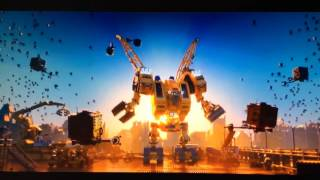 The LEGO Movie - Emmet becomes a Master Builder [HD]