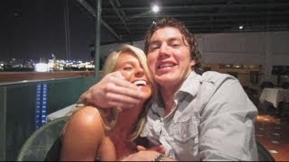 Sochi Winter Olympics 2014: US Hockey Star T.J. Oshie, Fiancee Make Big Buzz Online