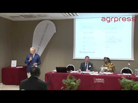 Africa-Italia Business Forum - Rome Business School