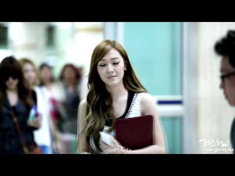 120807 Jessica @ Gimpo Airport