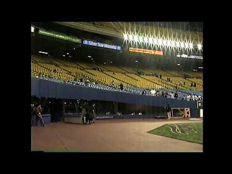 Mets at Expos  9-23-04