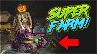 ONE SPAWN XP FARM GLITCH! (Cold War Zombies)