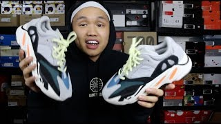 Yeezy 700: Wave Runner (Unboxing/Review) + On Foot!