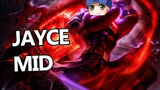 League of Legends – Jayce Mid (Full Game Commentary)