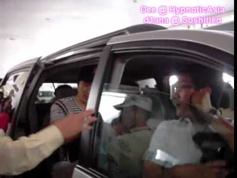 [FANCAM] CSJH The Grace and Zhang Liyin at LAX 9.2.2010