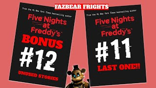 FINAL FAZBEAR FRIGHTS FNAF BOOK + BONUS BOOK!