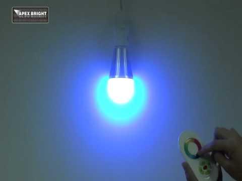 RGB LED Bulb