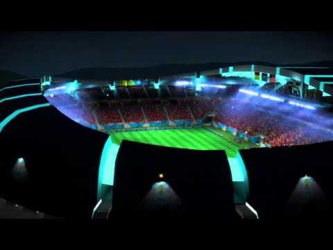 EA SPORTS Coupe du Monde de la FIFA, Brésil 2014 sur Xbox 360 et ...