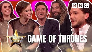 When Game of Thrones met Graham Norton - BBC