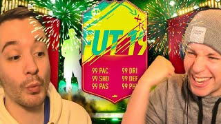 OMG I PACKED MY FIRST EVER CARNIBALL PLAYER!!! - FIFA 19 Ultimate Team Pack Opening