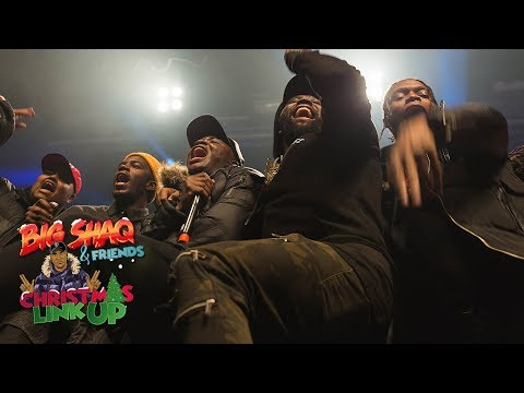 Big Shaq Performs On Stage w/ Stormzy, Lethal Bizzle, Krept & Konan & MORE | BIG SHAQ AND FRIENDS