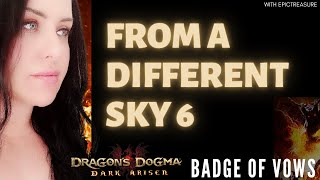 Dragon's Dogma FROM A DIFFERENT SKY 6 Gransys Badge of vow location