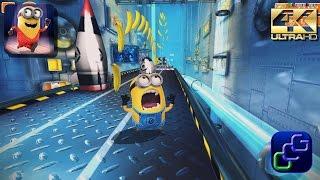 Despicable Me: Minion Rush Windows PC 4K Gameplay