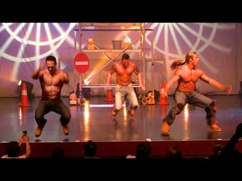 Chippendales live at the Venetian Macao - The Most Wanted Tour 2010