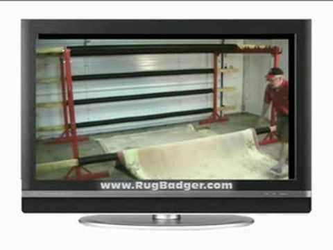 Area Rug Cleaning Equipment Ez Tower For Drying Rugs Youtube