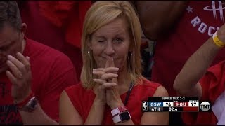 Stephen Curry Almost Cries!Warriors Vs Rockets UNREAL Final Minutes!