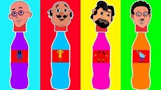 Baby Learn Colors Wrong Clothes Motu Patlu In Hindi Trolls