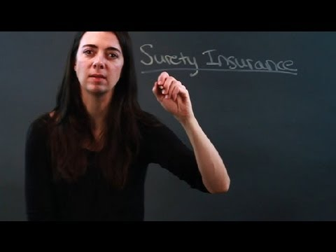 What Is Surety Insurance? : Insurance Questions