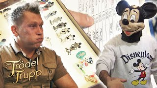 200.000 Euro für Micky Maus Sammlung?!  Expertenbewertung bringt Klarheit   Der Trödeltrupp