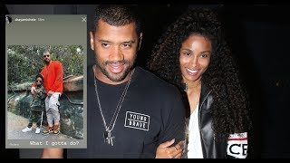 Reasons Why You Cant PULL a Russell Wilson Like Ciara   LIVE