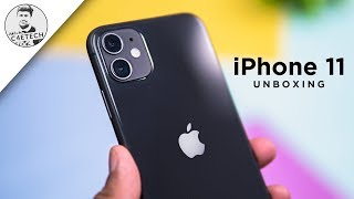 iPhone 11 Detailed Unboxing & Hands on - 65k - Is Apple Taking India Seriously Now?