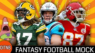 OITNB x  Fantasy Football Mock Draft