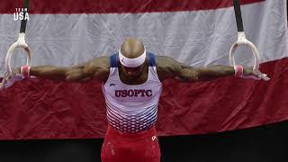 Donnell Whittenburg Rings | Team USA Champions Series Presented By Xfinity