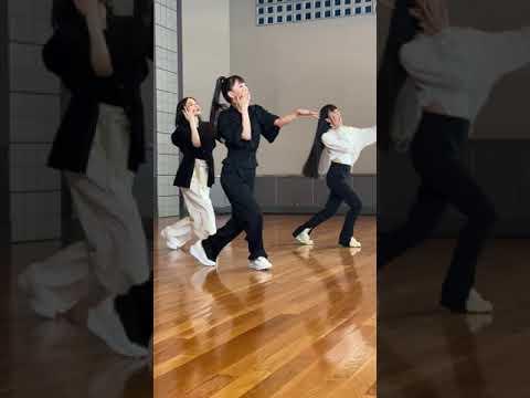 Perfume「ポリゴンウェイヴ」Dance Practice Video #Side #Shorts