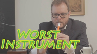 Worst Musical Instrument Ever!
