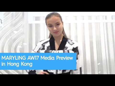 MARYLING AW17 Media Preview