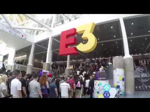 E3 2018 | B-roll & Soundbites