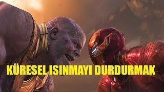 Nüfusun Yüzde 50'sini Öldürmek: Thanos Haklı mı?