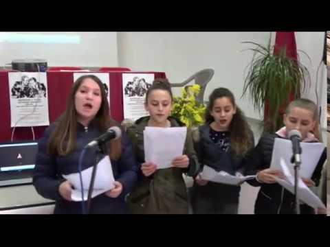 """Legalità a scuola. """"Liberi dalla mafia: Un impegno comune"""" - Cessaniti 2-03-2017"""