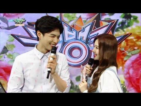 [심쿵주의] 오랜만에 다시만난 박보검 아이린 (Park Bogum & Irene sweet moments)