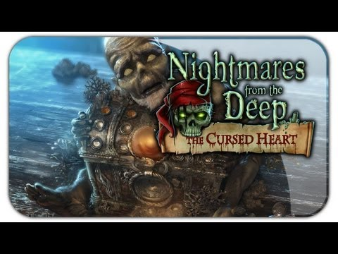 Nightmares From The Deep: The Cursed Heart - Ciąg Dalszy (#3) - Smashpipe Games