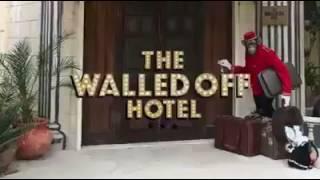 The Walled off Hotel in Palestine فندق الجدار .. اسوا فندق بالعالم ...