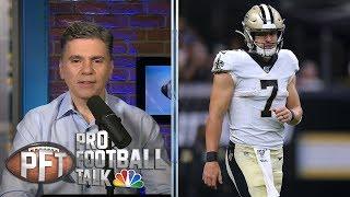Saints' Taysom Hill is more than just gimmick quarterback | Pro Football Talk | NBC Sports