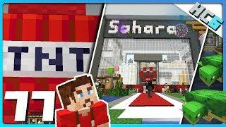 HermitCraft 6 | SAHARA'S FIRST CUSTOMER REVIEW! 📝 | Ep 77